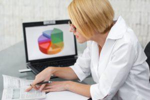 Сдать налоговую декларацию через интернет с центром бухгалтерского обслуживания Новые горизонты